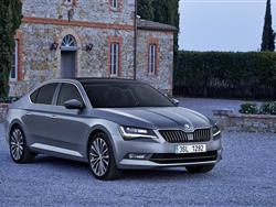 Skoda Superb: la rinnovata berlina ceca
