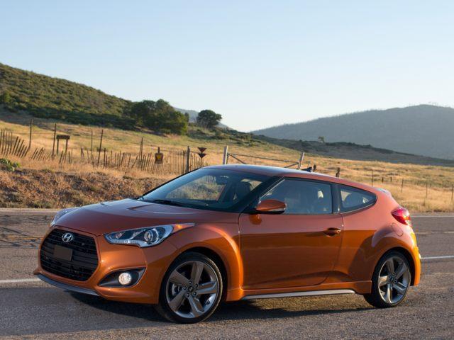 Hyundai Veloster: sportiva ma molto innovativa