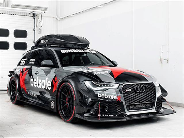 Rubata ed incendiata l'Audi RS6 di Jon Olsson