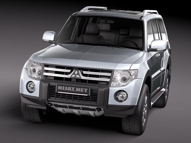 Mitsubishi Pajero: regina giapponese in offroad