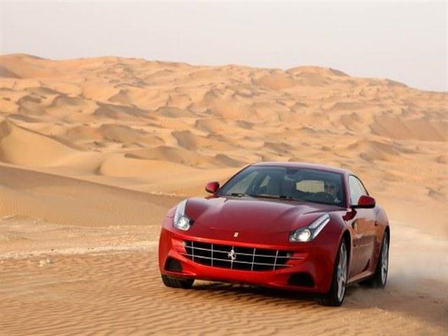 Ferrari FF: la prima a trazione integrale
