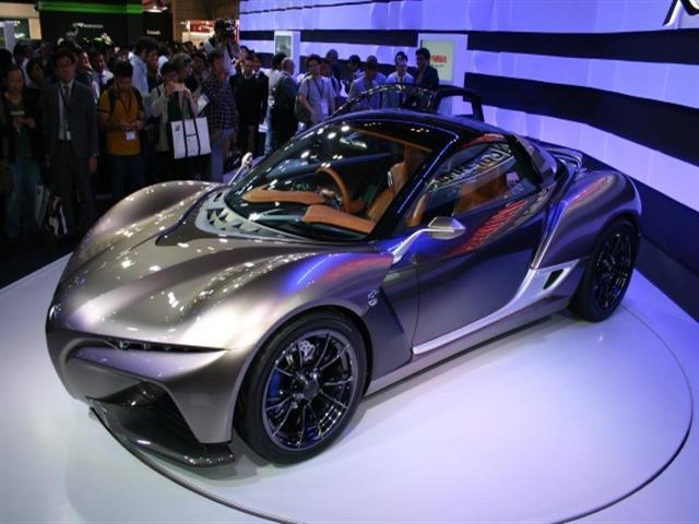 Yamaha Sports Ride: la Concept by Gordon Murray