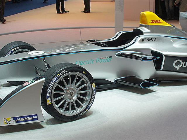 Formula 1 (Ops.. Formula E) - Gran Premio Cina 2015