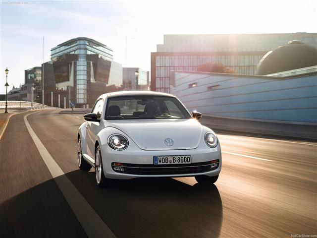 Volkswagen Maggiolino: tutta un'altra storia