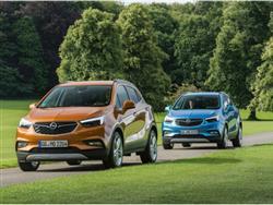 NUOVA OPEL MOKKA X 2017: IL SUV AD ALTA CONNETTIVITA'