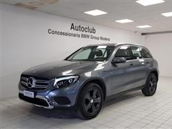 MERCEDES CLASSE GLC d 4Matic Business