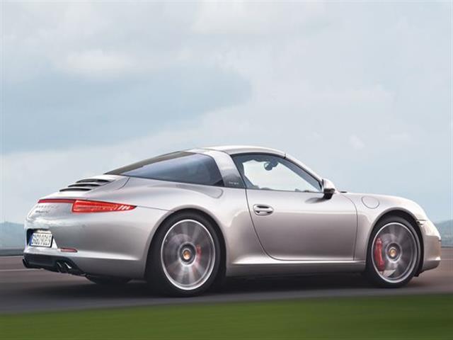 Porsche Targa: la 911 diventa sempre più bella